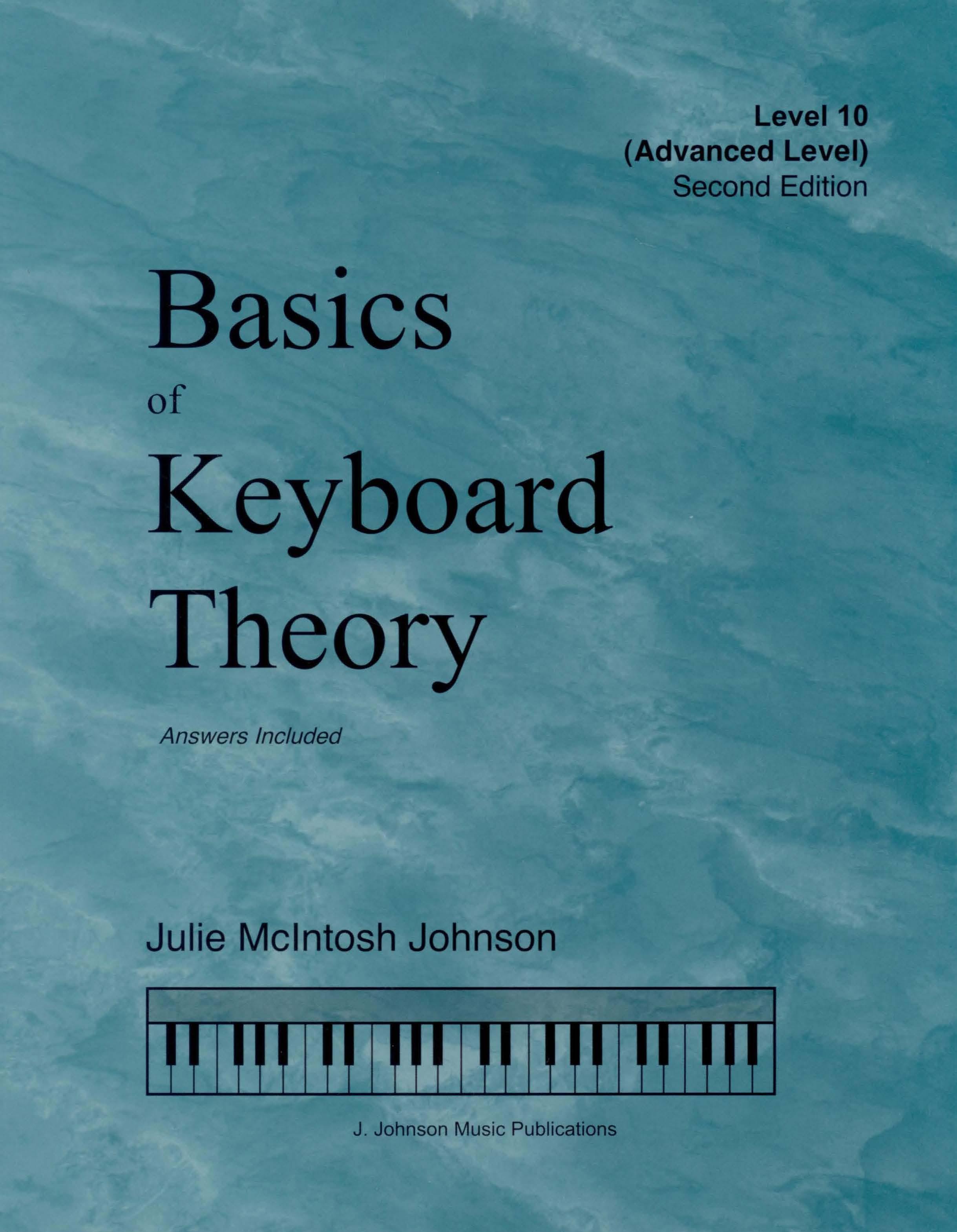 Basics of Keyboard Theory Level 10