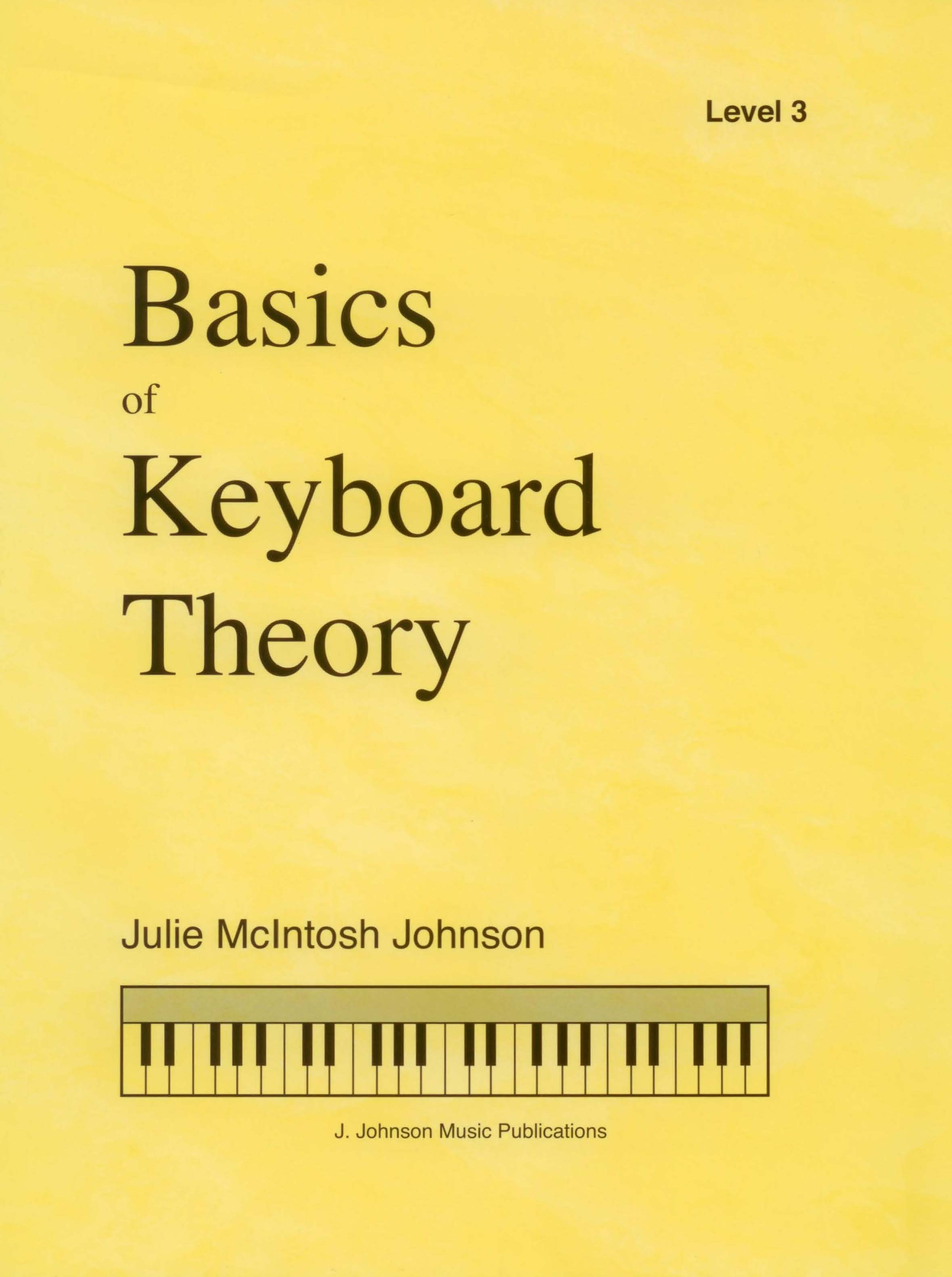 Basics of Keyboard Theory Level 3