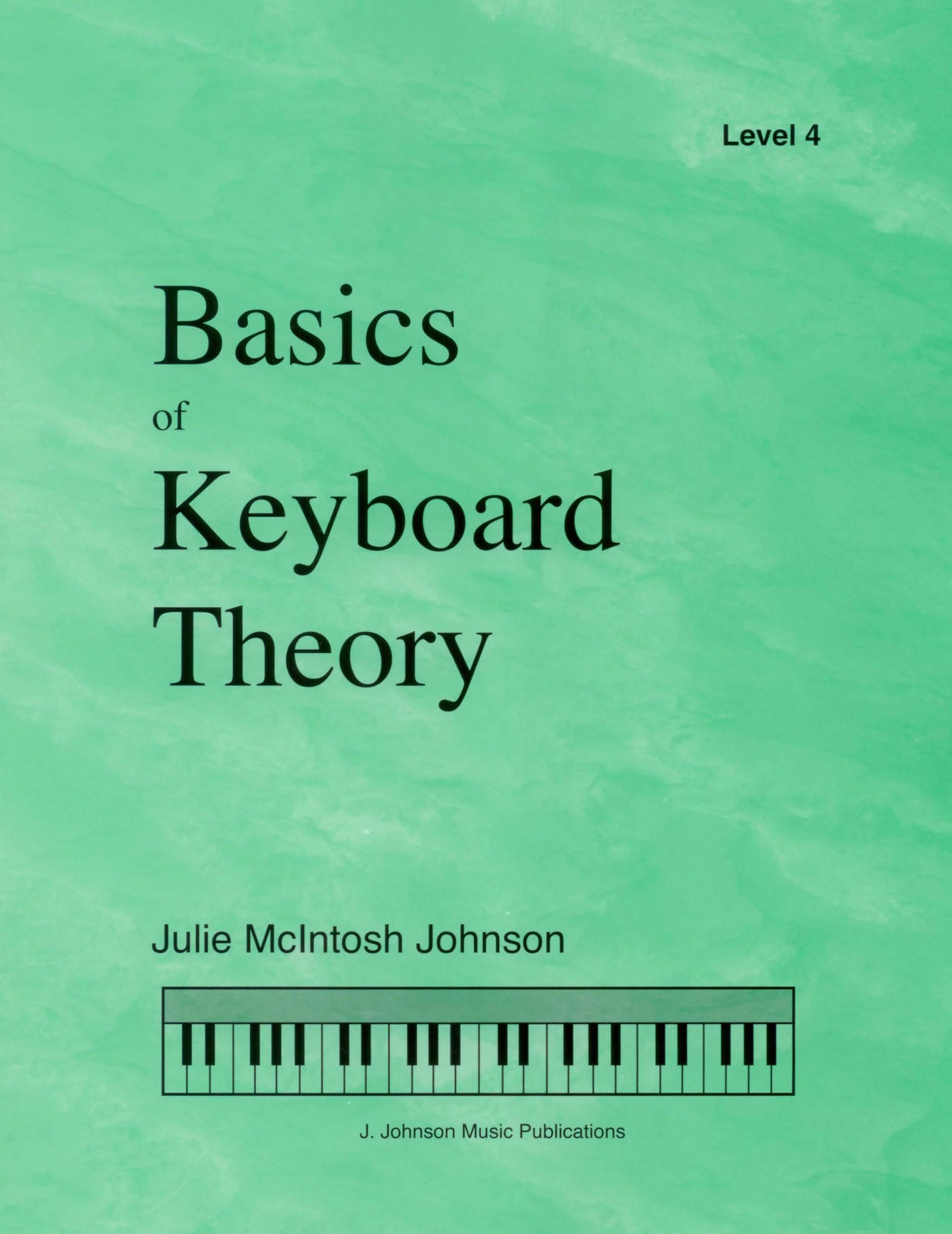 Basics of Keyboard Theory Level 4