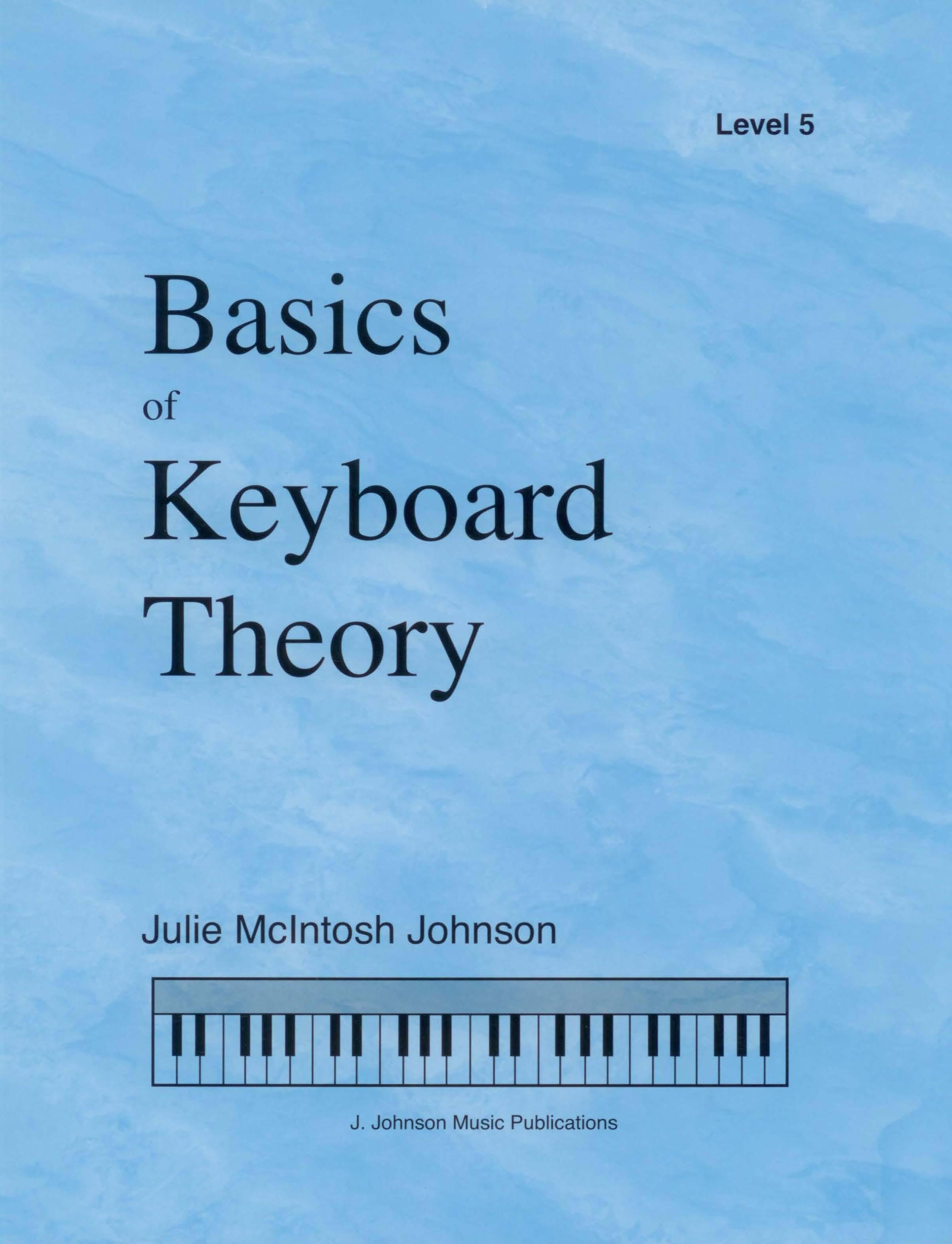 Basics of Keyboard Theory Level 5