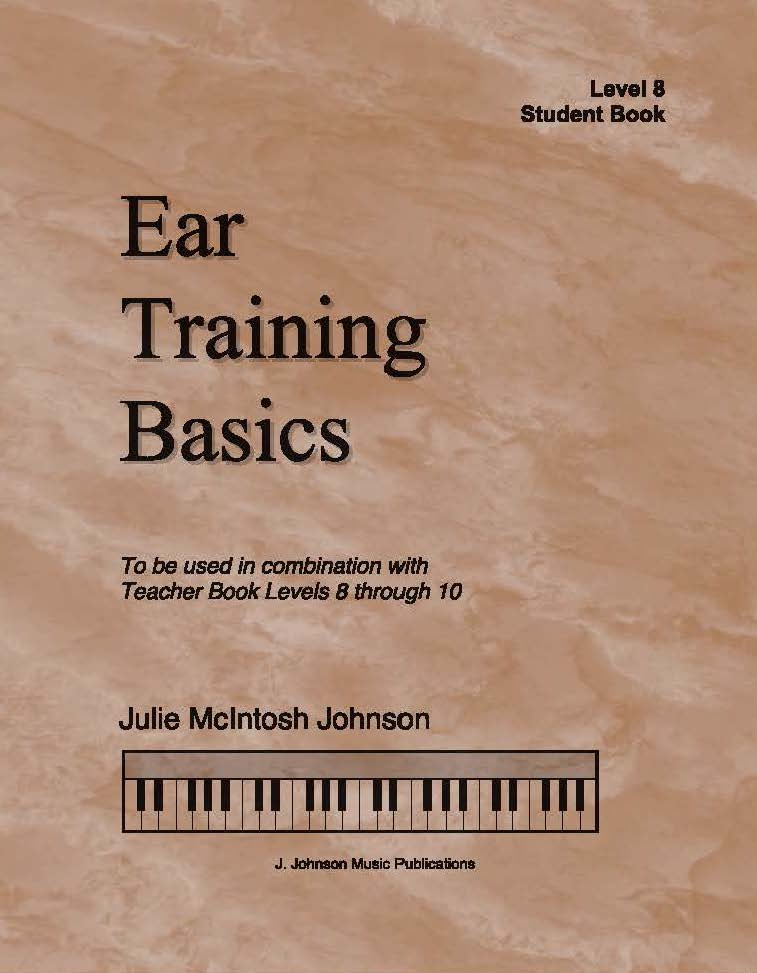 Ear Training Basics Level 8