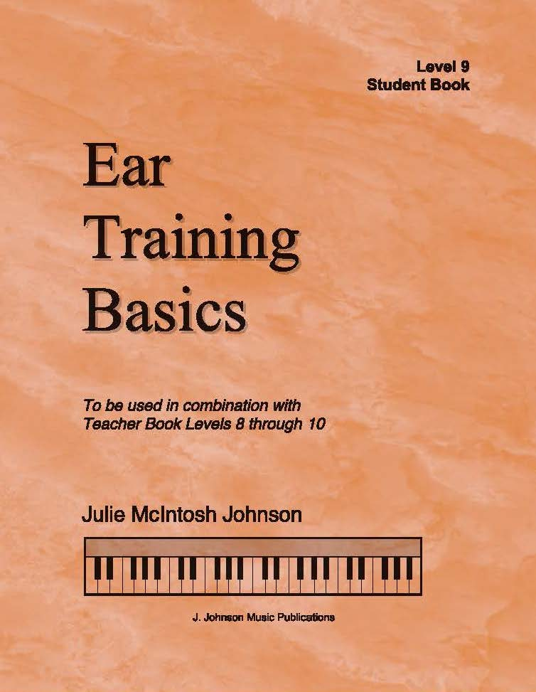 Ear Training Basics Level 9