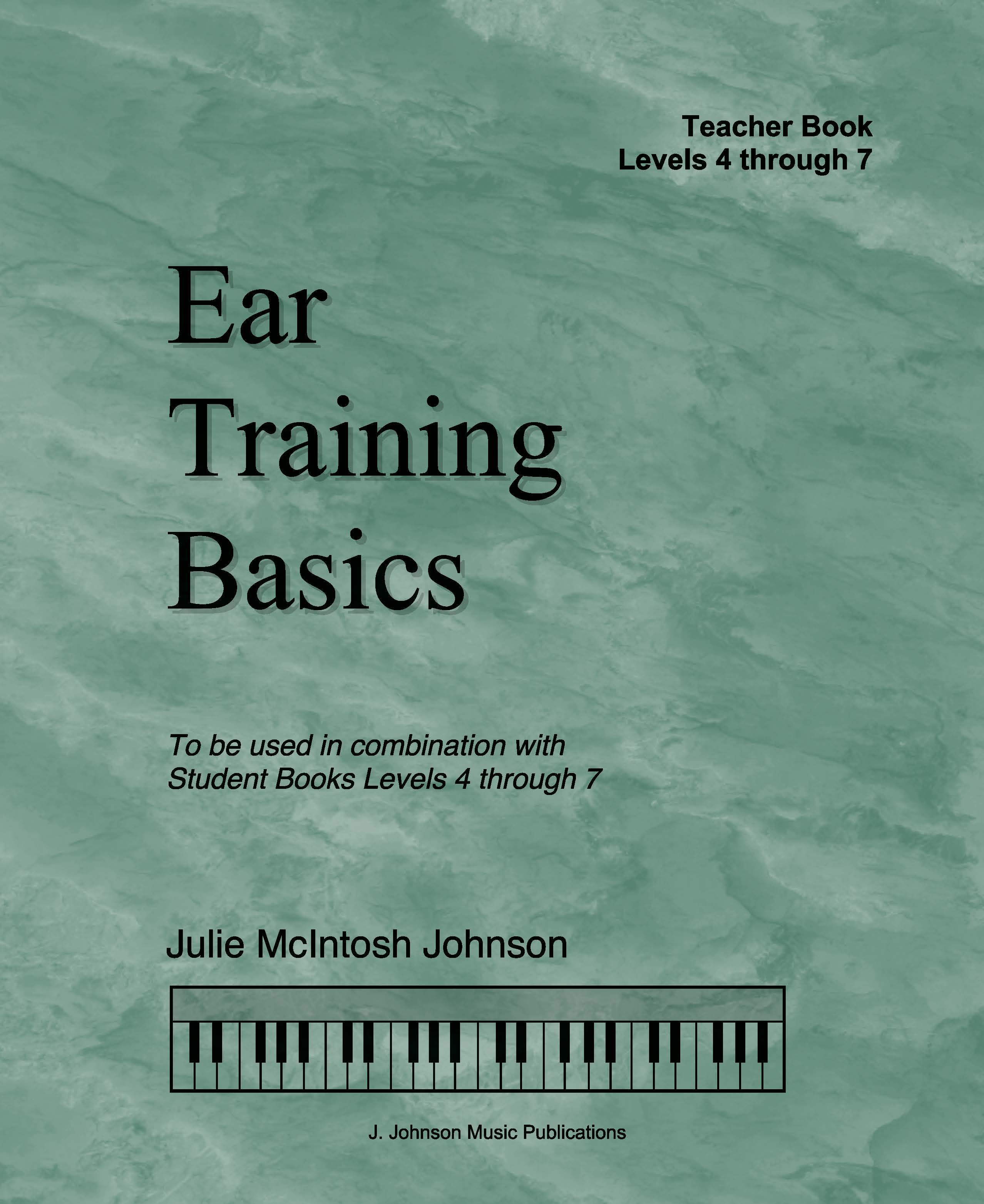 Ear Training Basics Teacher 4-7